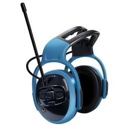 Sordin left/RIGHT Blauw FM Radio Pro